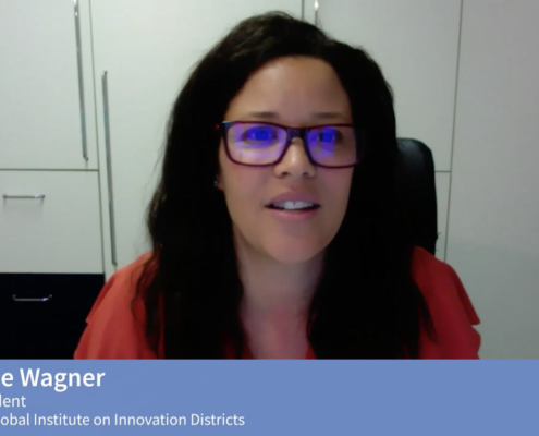 julie-wagner-innovation-districts-melbourne-connect